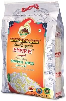 SHRILALMAHAL Empire Basmati Rice (Most Premium) (5 KG)