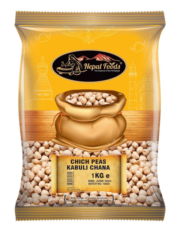 Chick Peas (chana)  1kg Nepal Foods