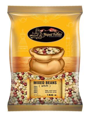 Mixed Beans Kuwati