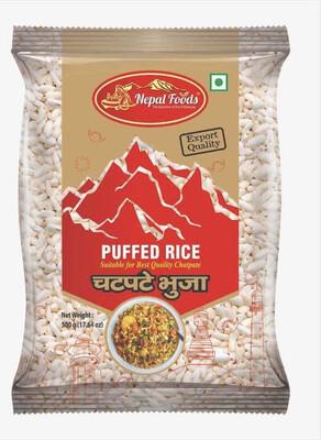 Puff Rice Chatpate Bhuja 500g Nepal