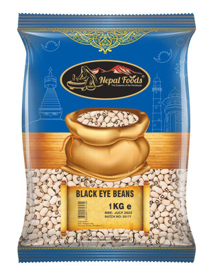 Black Eye Beans (Bodi)  Nepal Foods