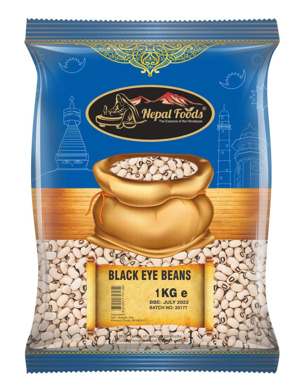 Black Eye Beans (Bodi)  Nepal Foods