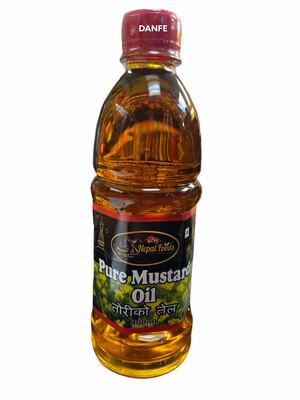 Nepal Fds Pure Mustard Oil  तोरी को तेल 400ml