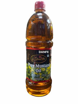 Nepal Fds Pure Mustard तोरी को तेल 1 L