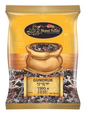 Gundruk 150g गुन्द्रुक Dry Vegetable