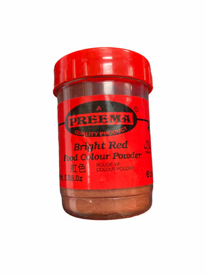 FOOD COLOUR RED 25G