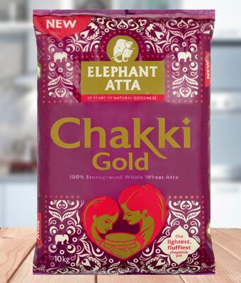 5kg Chakki Gold Atta