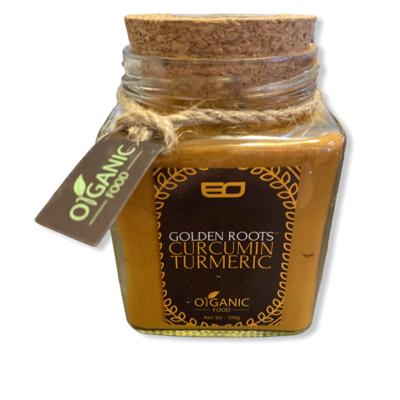 Organic Turmeric Powder 190g