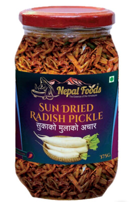 Sun Dried Raddish