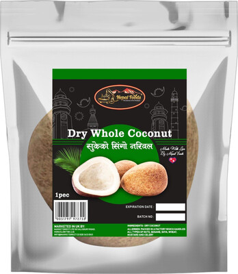 Nepal Coconut Dry Whole 1ps