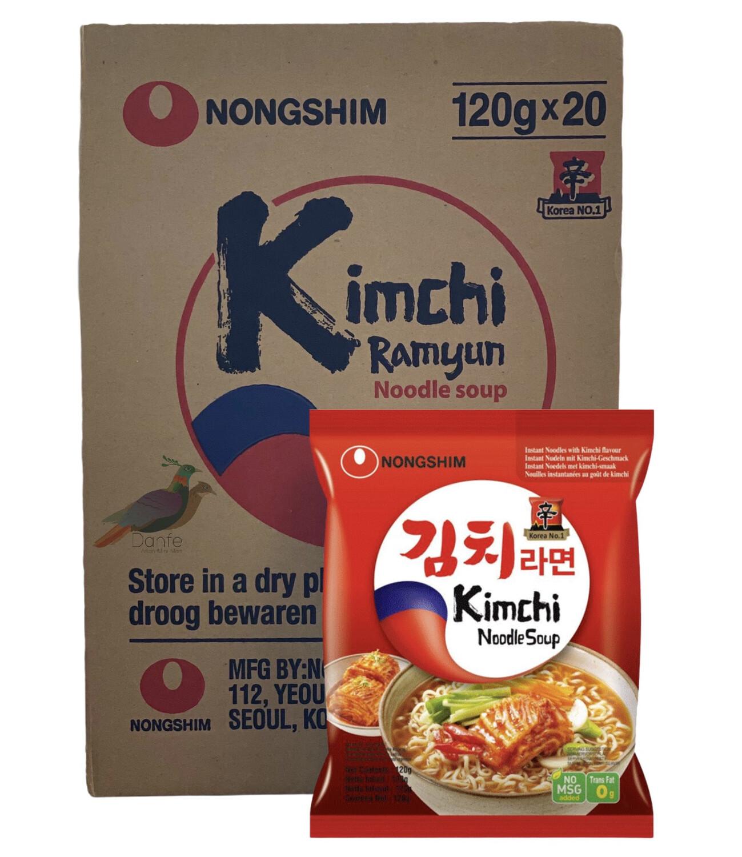 KIMCHI RAMYUN BOX *20