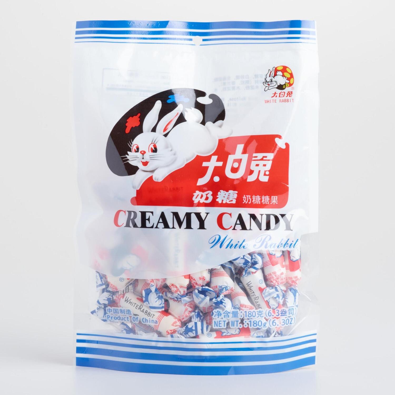 White Rabbit Creamy Candy 180g