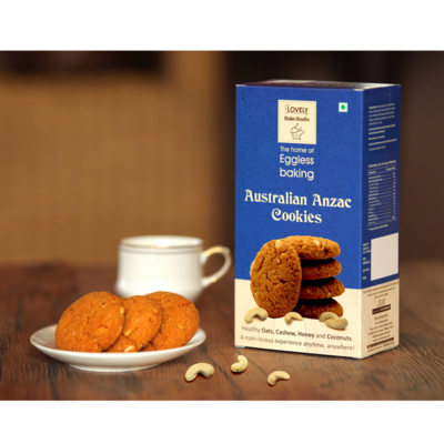 Australian Anzac Cookies (200gms)