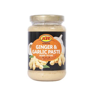 Ginger & Garlic Paste Mix 330g