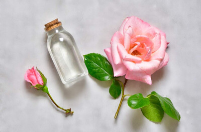 Rose water (Premium For Cooking) 200ml
