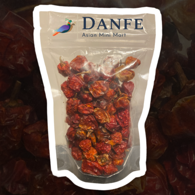 Dry Akabare Dalle अकबरे/डल्ले Chilli From Nepal 20g (S)