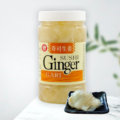 Sushi Ginger, Gari Pickled 340 g