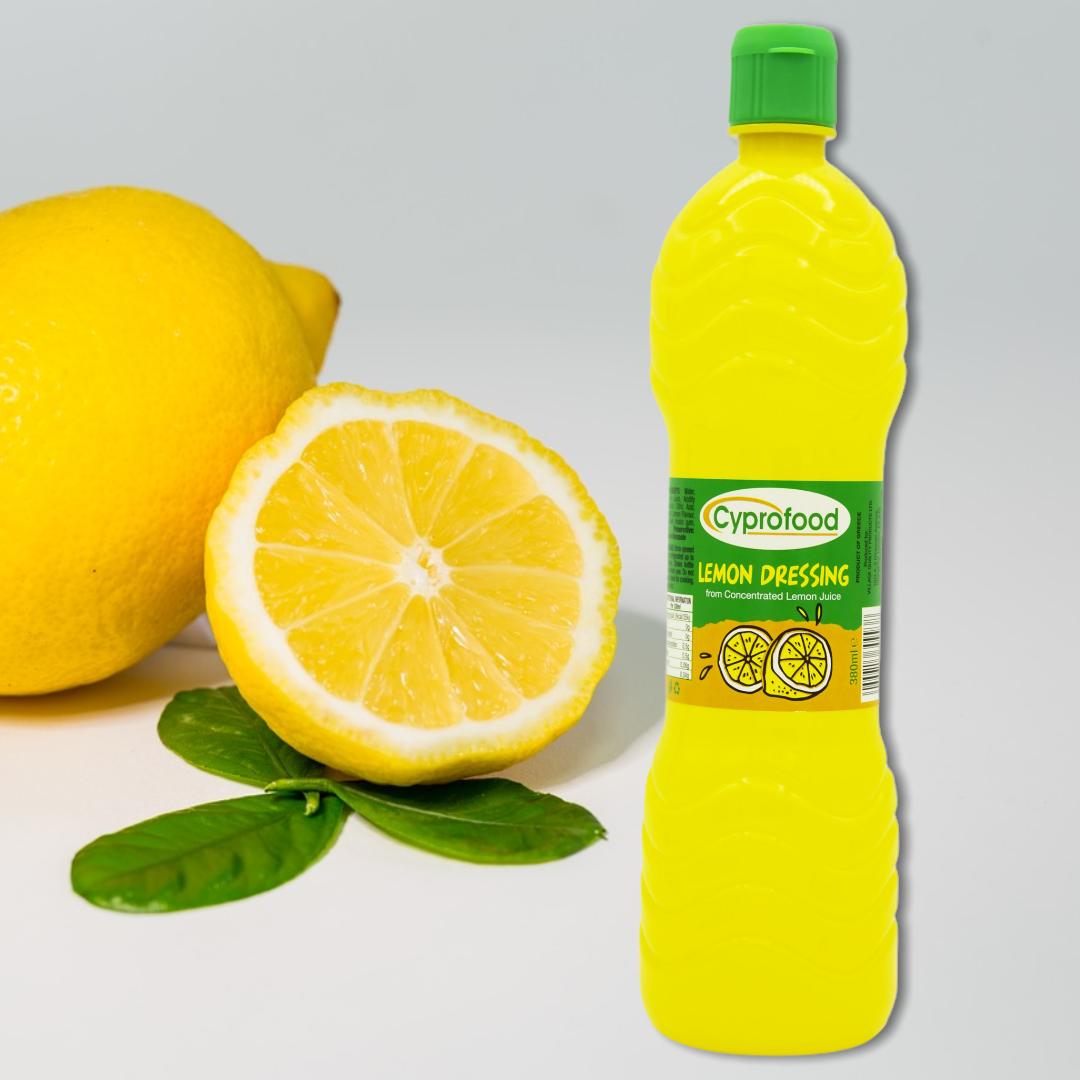 Lemon Juice 🍋 (Lemon Dressing) 350ml