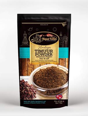 Timur Powder 80g