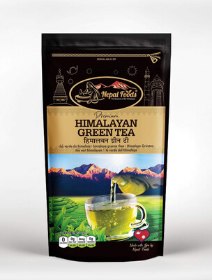 Himalayan Green Tea 35g