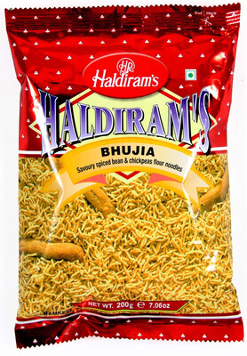 Haldiram Bhujia Savoury Spicy