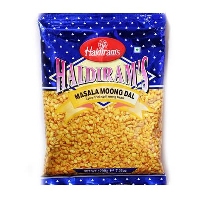 Haldiram Moong Masala Dal Snack 200g
