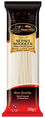 Nepali Noodles स्पेसल् नेपाली नुड्ल्स