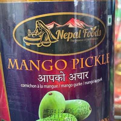 Mango Pickle आपको अचार्