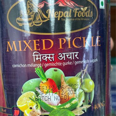 Mixed Pickle मिक्स अचार्