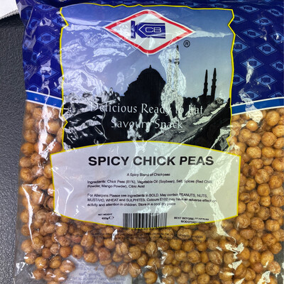Spicy Chick Peas Snack 450g
