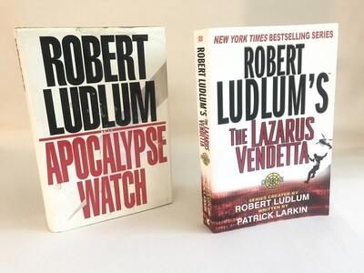 Robert Ludlum Novels