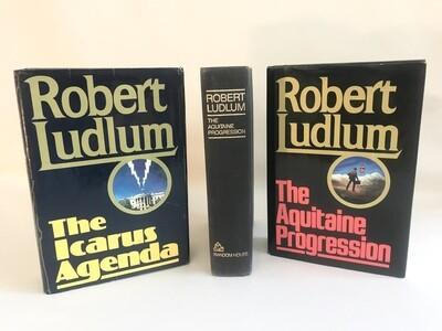 Robert Ludlum Novels (3)