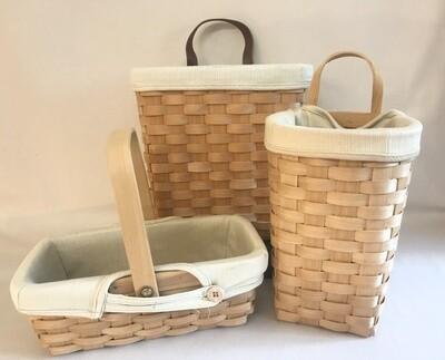 Set of Renaissance Baskets