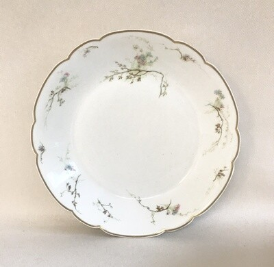 "Limoges Haviland 9"" Serving Bowl"