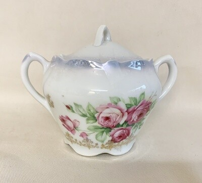 Vintage Bavaria Sugar Bowl