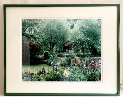 Old Mill Garden by Duncan Hall