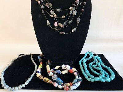 Jewelry Grab Bag of Very Nice Necklaces