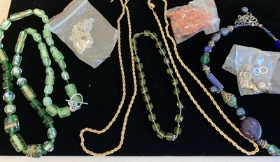 Jewelry Grab Bag of Necklaces