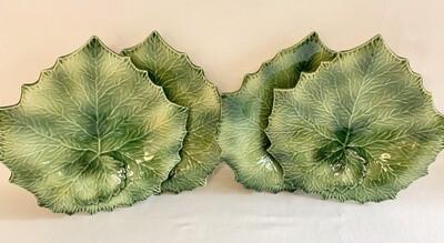 Leaf Plates by Williams-Sonoma (4)