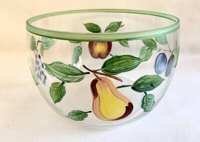 Block Basic Fruit Bowl