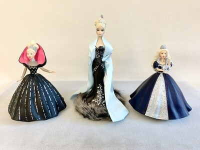 Barbie Doll Collectables Figurines from Hallmark
