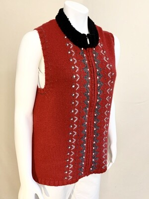 Nomadic Traders Ladies Sweater Vest