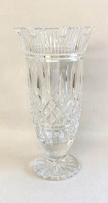 "Waterford Crystal ""Lismore Castle"" Vase"