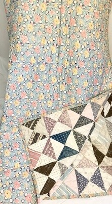 Vintage Antique Quilt