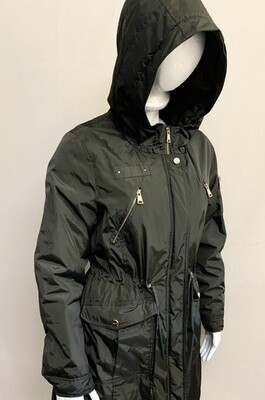 Woman's bebe Anorak Quilted Winter Jacket