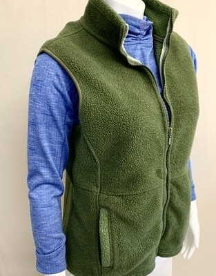 Woman's Eddie Bauer Fleece Vest
