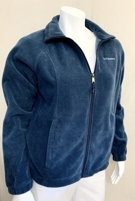 Woman's Columbia Fleece Jacket