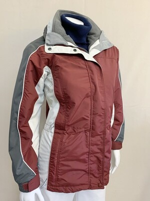 Woman's Columbia Core Interchange Ski Jacket