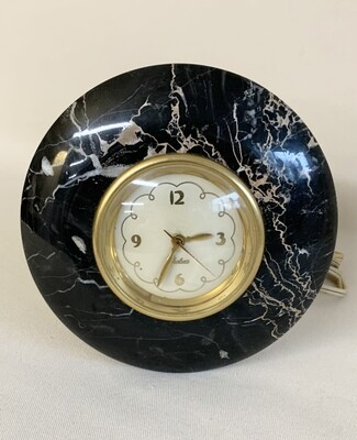 Chelsea Elechronometer Electric Marble Mantel Clock
