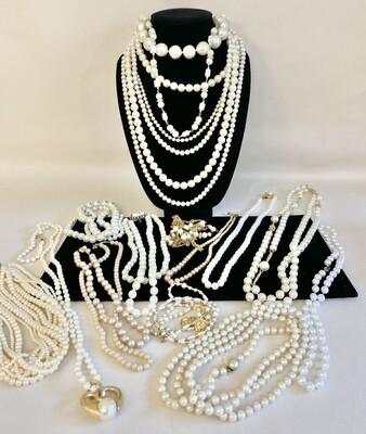 Jewelry Grab Bag of Pearls